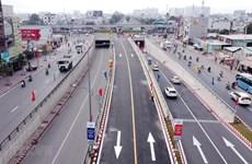 Ciudad Ho Chi Minh por mejorar infraestructura de transporte