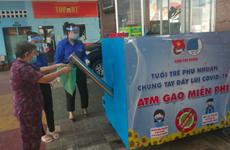 """""""Cajero automático de arroz"""", de vuelta a Ciudad Ho Chi Minh para apoyar a desfavorecidos"""