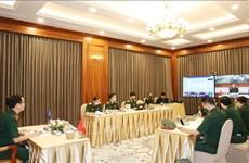 Altos funcionarios de defensa del Sudeste Asiático y sus socios se reúnen