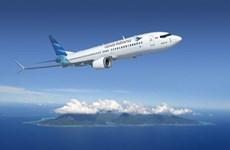 Aerolínea nacional de Indonesia detiene dos tercios de su flota