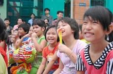 Da Nang aspira a ser urbe amigable con niños para 2030