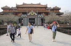 Reliquias imperiales en Vietnam reabren sus puertas después de cierre temporal