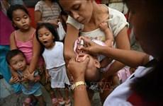 Alaban OMS y UNICEF esfuerzos de Filipinas por erradicar la epidemia de polio