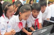 Aplaude UNICEF iniciativa de Vietnam sobre la protección infantil en línea