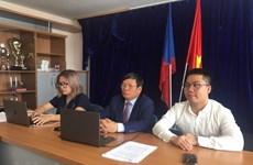 Jóvenes vietnamitas en Europea ansiosos por contribuir al progreso de Patria