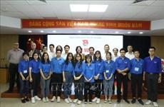Buscan intensificar lazos entre jóvenes de Vietnam y Cuba
