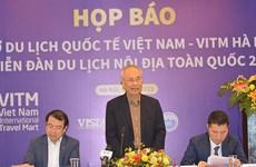 Efectuarán en Hanoi Feria Internacional de Turismo 2021