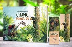 Libro de autora vietnamita protegido por derechos en Reino Unido