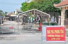 Localidades en provincia vietnamita de Tien Giang aplican distanciamiento social por el COVID-19