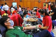 """""""Dona sangre para que el mundo siga latiendo"""", lema del Día Mundial del Donante de Sangre 2021"""