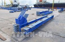 Empresa vietnamita suministra mil 560 toneladas de equipos estructurales para Indonesia