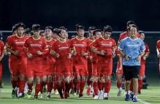 Partido contra Vietnam no será fácil, según el seleccionador de EAU