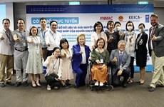Lanzan solución digital para personas discapacitadas en Vietnam