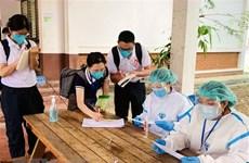 Laos impone cuarentena obligatoria a contactos cercanos con pacientes del COVID-19
