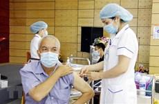 Despliega Vietnam mayor campaña de vacunación para frenar COVID-19