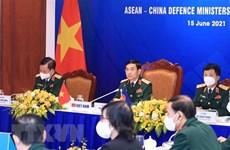 Resalta Vietnam importancia de lazos ASEAN- China en defensa