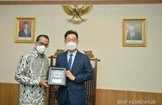 Indonesia y Corea del Sur cooperan para mejorar infraestructura de transporte