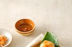 Pastel de ram it, manjar especial de antigua ciudad imperial de Hue