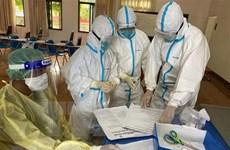 Laos avanza en campaña de vacunación contra el COVID-19