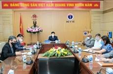 Vietnam y Cuba discuten cooperación en producción de vacunas contra COVID-19