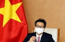 OMS respalda una rápida transferencia de tecnología de producción de vacunas a Vietnam