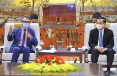Propone UE construcción de universidad de estándar europeo en Hanoi