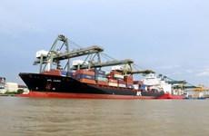 Aumenta envío de mercancías vietnamitas en contenedores marítimos a pesar del COVID-19
