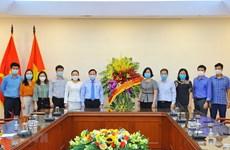 Felicitan a VNA por Día de Prensa Revolucionaria de Vietnam