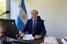 Embajador destaca perspectivas de relaciones multifacéticas Argentina-Vietnam