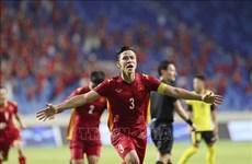 Federación surcoreana de fútbol comparte alegría con Vietnam