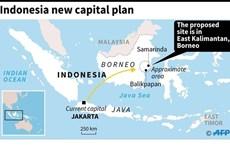 Trasladan gradualmente aparato estatal de Indonesia a nueva capital