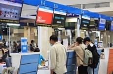 Adoptan nuevas normas para pasajeros extranjeros en vuelos domésticos en Vietnam