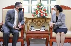 Buscan promover intercambio pueblo a pueblo entre Vietnam y Chile