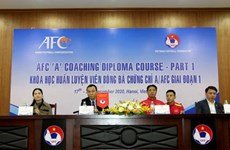 Federación de Fútbol de Vietnam reconocida como miembro de nivel A de AFC