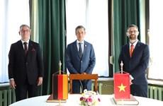 Vietnam promueve la cooperación con Alemania en el sector de salud