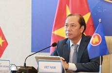 Participa Vietnam en Reunión de Altos Funcionarios de la ASEAN