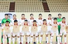 Selección nacional de fútbol sala de Vietnam competirá en torneo en España