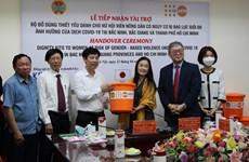 UNFPA ofrece asistencia a mujeres y niños vietnamitas
