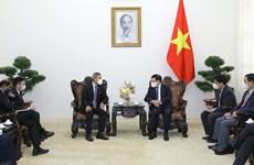 Vietnam aspira a cooperar con Singapur en acceso a tecnologías y vacunas contra el COVID-19