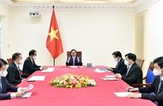 Vietnam y Alemania por fomentar asociación estratégica