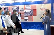 Celebran en Hue exposición sobre el viaje de Ho Chi Minh para salvar a la Patria
