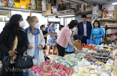 Cultura vietnamita impresiona al público checo
