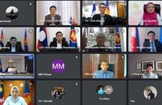 Vietnam preside reunión de iniciativa para la integración de la ASEAN