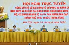 Provincia de Quang Ninh encabeza el Índice de Reforma Administrativa de Vietnam