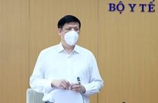 Establecen Comité Directivo para campaña vietnamita de vacunación contra el COVID-19