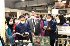Productos vietnamitas conquistan a consumidores tailandeses