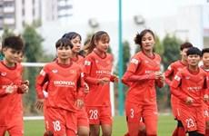 Vietnam competirá grupo B de la Copa Asiática de fútbol femenino