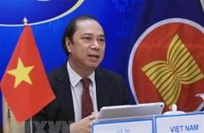 Efectúan Reunión de Altos Funcionarios de Cumbre de Asia Oriental