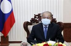 Laos concede gran importancia a la relación especial con Vietnam, según vicepremier