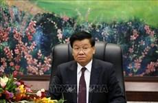 Visita del máximo dirigente de Laos a Vietnam consolidará los vínculos bilaterales